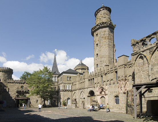 Architekt innenarchitekt thomas tritschler museum l wenburg - Innenarchitekt kassel ...